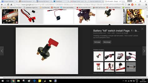 6 pole kill switch install rennlist discussion forums