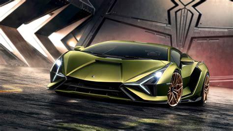 the 2020 lamborghini the 2020 lamborghini si 225 n is here with 819 hp and a hybrid v12