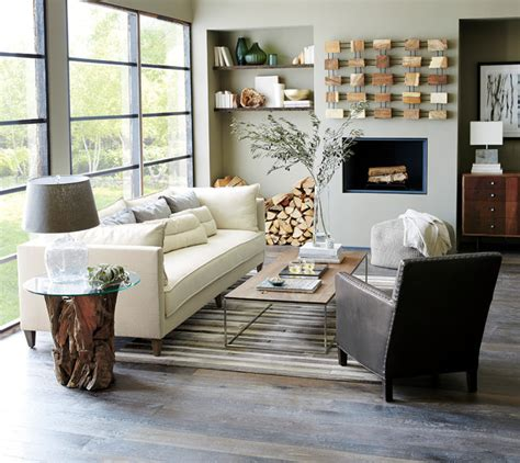 Living Room C by Crate And Barrel Living