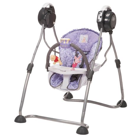 graco swing winnie the pooh disney winnie the pooh garden swing purple shop your way