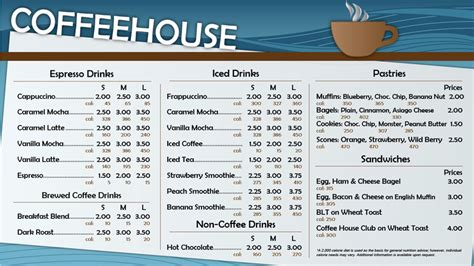 Home Menu Board Design Qa Graphics Introduces Digital Menu Board Design Services