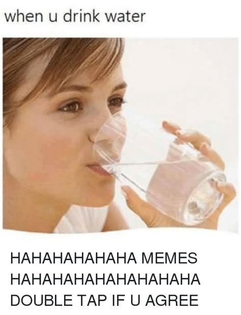 Drinking Water Meme - funny drinking memes of 2017 on sizzle spent