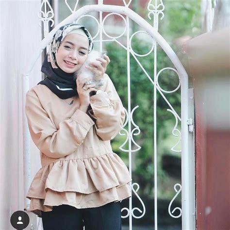 Baju Atasan Wanita Rilia Blouse Murah Harga Grosir grosir baju muslim murah mona blouse grosir baju muslim