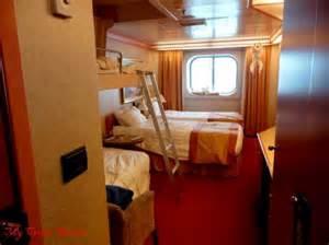 Carnival Splendor Interior Room by Cruise Ship Cabins On Carnival Splendor Cruise Stories