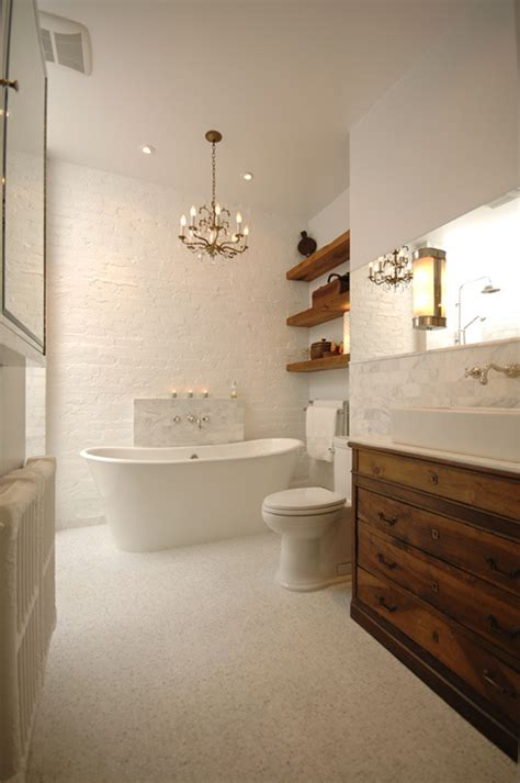 rustic modern bathroom modern rustic bathroom nj nyc interior design