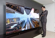 Image result for What is the Brightest TV in the World?. Size: 234 x 160. Source: newatlas.com