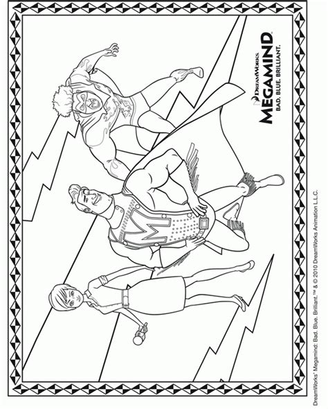 Megamind Coloring Pages Az Coloring Pages Megamind Coloring Pages Printable