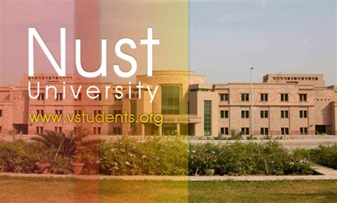 Nust Business School Mba by Nust Islamabad Admission 2016 Last Date And Fee