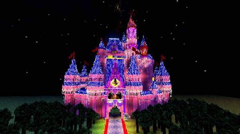 magical minecraft christmas youtube
