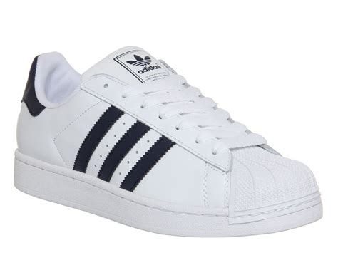 Adidas White Superstar adidas superstar ii in white for lyst