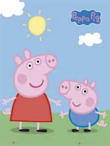 peppa pig cartoon coloring pages kids