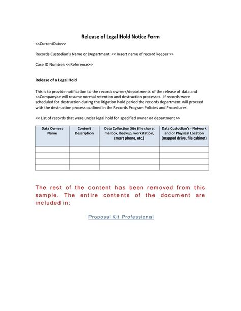 Records Notices 42 Best Records Management Toolkit Images On Cleaning Communication And