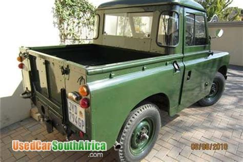 series 1 land rover for sale south africa 1962 land rover defender used car for sale in randburg