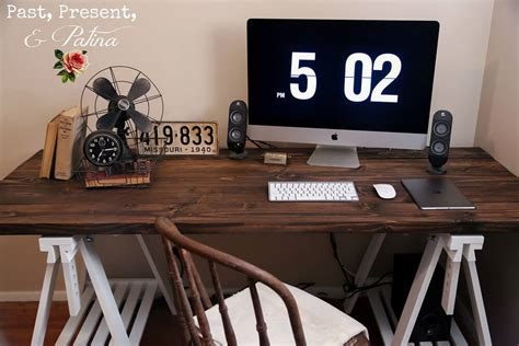 diy rustic computer desk 23 diy computer desk ideas that make more spirit work