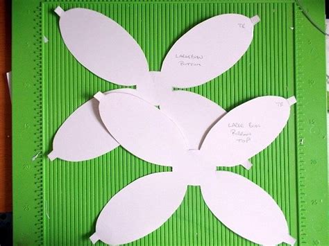 hair bow card template template for bow card docrafts bows