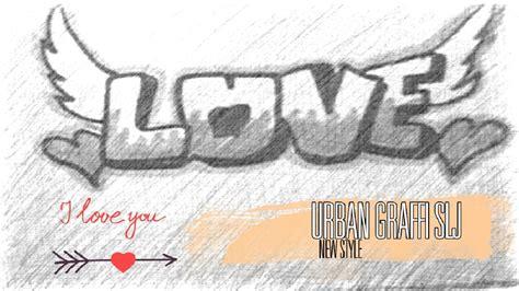 imagenes de love en grafiti dibujos de amor como dibujar graffitis de amor como