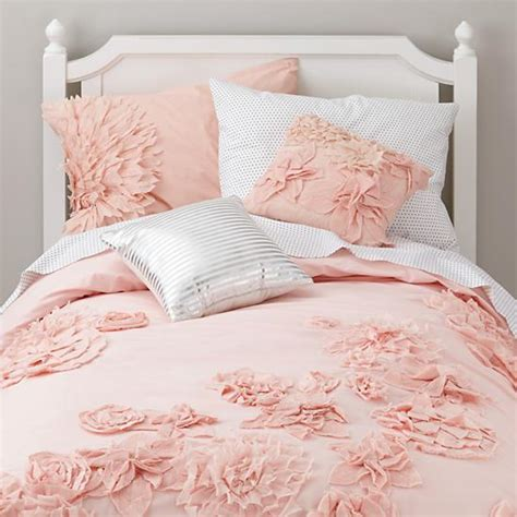 land of nod bedding fresh cut floral girls bedding the land of nod