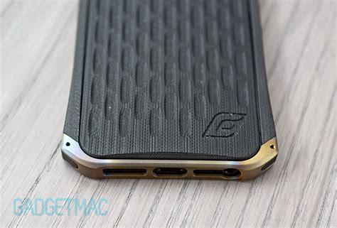 Iphone 6 Plus Bumper Kayu Bumper Ronin Metal Wood Iphone 6 Plus 6splus element ronin titanium g10 iphone 5 review