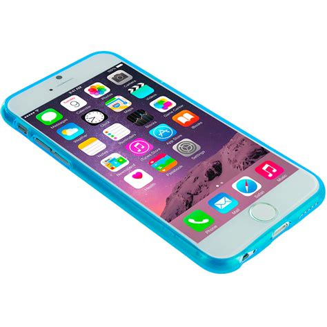 Colour Transparant For Iphone 6 6s for apple iphone 6s plus 5 5 color tpu rubber cover