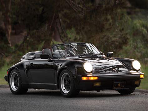 porsche speedster porsche 911 speedster 1989 sprzedane giełda klasyk 243 w