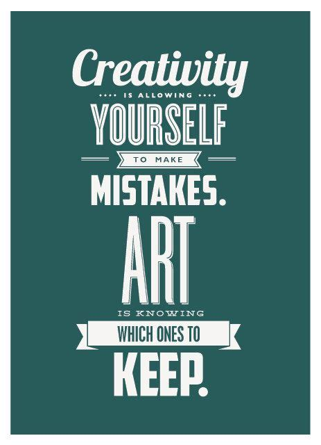 layout artist quotes creativity art typography letterpress design print