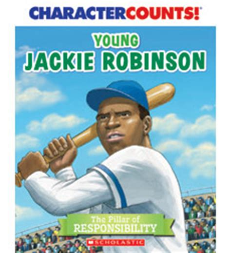 jackie robinson picture book product character counts jackie robinson