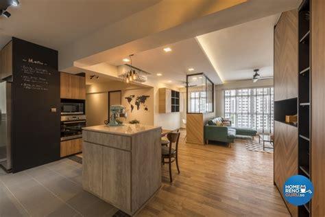 open kitchen concept   hdb bto homerenogurusg