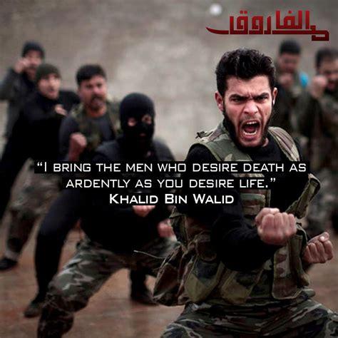 short biography of khalid bin walid khalid quotes quotesgram