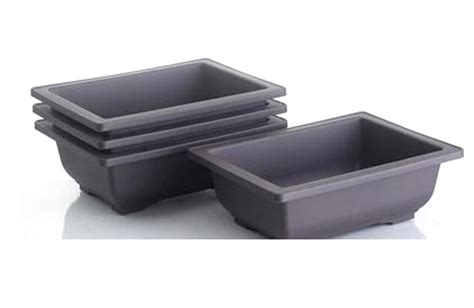 Planter Pots by Plastic Flower Pot Balcony Square Flower Bonsai Bowl