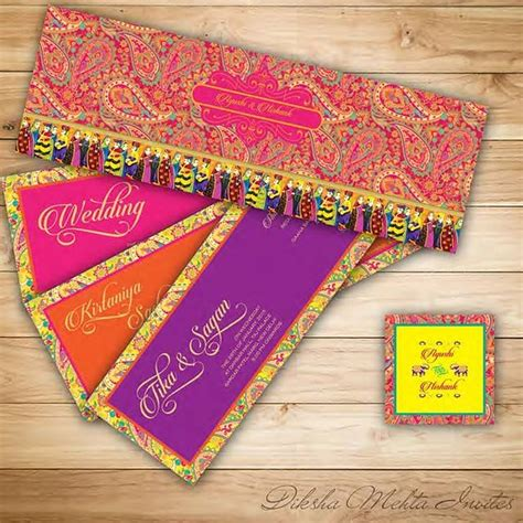 wedding invitation cards delhi diksha mehta invites wedding invitation card in delhi