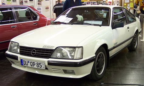 1978 1986 opel monza gse the other monza autopolis