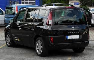 Renault Espace Iv 2013 Renault Grand Espace Iv Pictures Information And