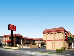 hotel econo lodge near home depot center carson los
