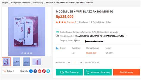 Modem Usb Termurah beli modem usb 4g di shopee harga termurah koneksi cepat
