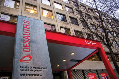 Mcgill Mba Ranking by Desautels Mba Program Ranked Best In Canada The Mcgill