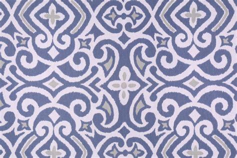 robert allen drapery robert allen chic damask printed cotton drapery fabric in iris