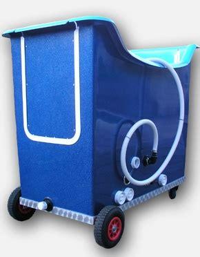 bathing station hydrobath portable bathing station kennel