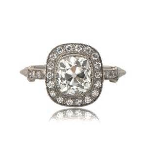cusion cut engagement ring 11251 mine cushion cut engagement ring tv