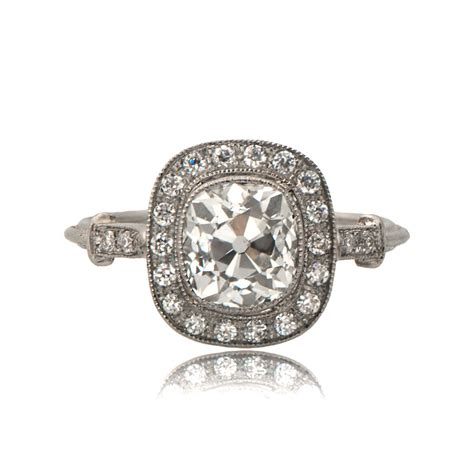 Cushion Cut Engagement Rings by Wedding Bands For Cushion Cut Engagement Rings Affordable