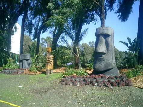 tiki hut drive in the islands of the fraternal order of moai view topic