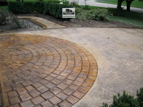 Walkers Concrete LLC   ?Stamped Concrete Patio Stamped