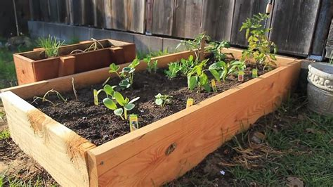 Building Planter Beds by Build Your Own Raised Planting Beds