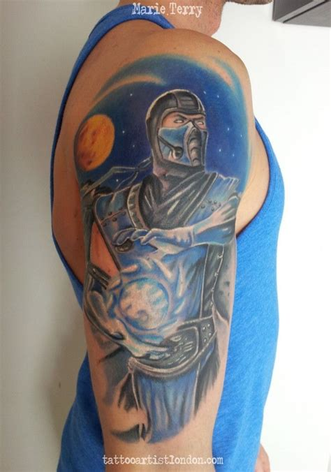 mortal kombat tattoos 17 best images about mortal kombat tattoos on