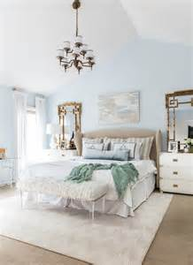 Pastel bedroom via grey loves grey