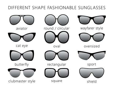 types of rayban power sunglasses for and