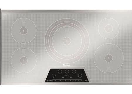Thermador Electric Cooktop - thermador 36 quot electric induction cooktop cit365km