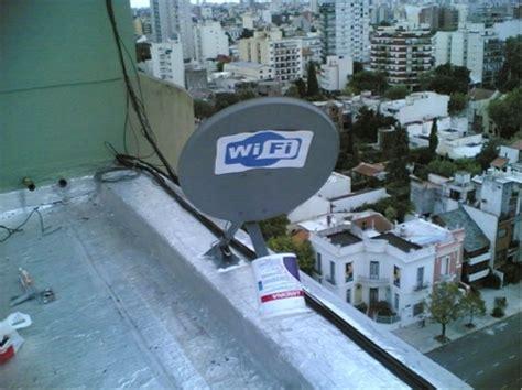 Penangkap Wifi Portable range wi fi dish antenna
