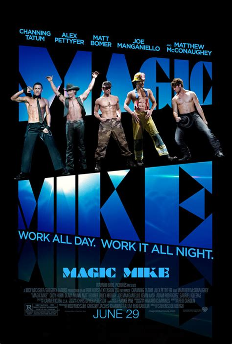 film magic mika magic mike 2012 movie trailer photos channing tatum