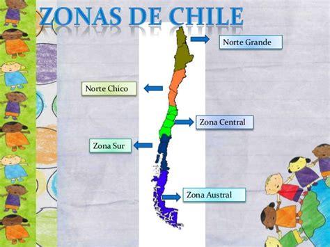 imagenes de las zonas naturales de chile las zonas de chile cuarto b 225 sico
