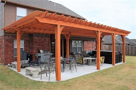 how to build a pergola attached to the house shaded attached pergola design plans for your home pergola gazebos